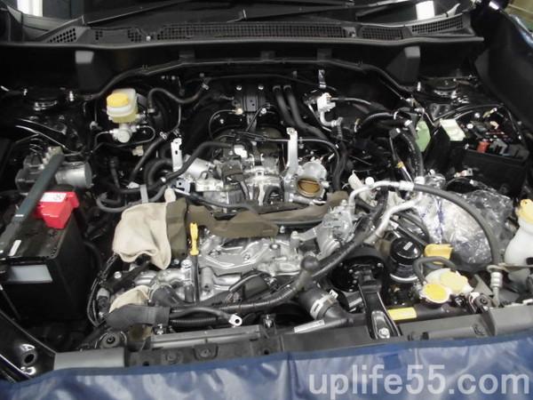 スバルフォレスターでエンジンチェックランプ!原因はTGVの不具合で超厄介!