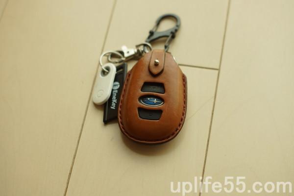 【重症】車の鍵の置き忘れから救ってくれたのは伊の蔵レザーのキーケースでした