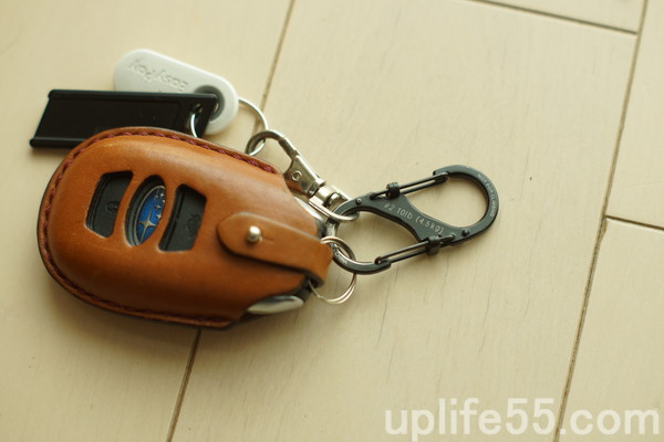 【重症】車の鍵の置き忘れから救ってくれたのは伊の蔵レザーのキーケースだったこと