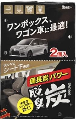 子供が車内の匂いを嫌がっているので、最強の消臭剤「ドクターデオ」使ってみた!